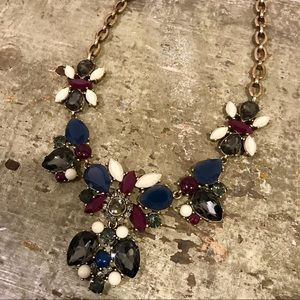 New J Crew Statement Necklace